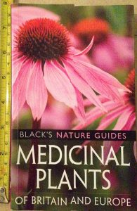 compare contrast plant identification guidebooks