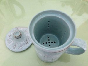 winter tea to keep those bugs away