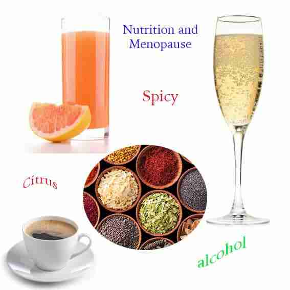 Nutritional Factors to Help with Menopausal Symptoms